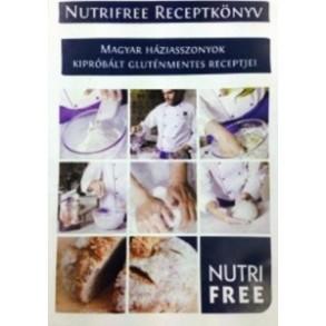 NUTRIFREE RECEPTKÖNYV - 1 DB