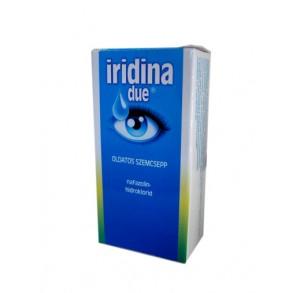 IRIDINA DUE 0,5MG/ML OLD SZEMCSEPP - 1X10ML