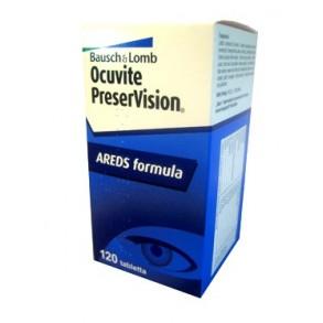 OCUVITE PRESER VISION TABLETTA - 120X