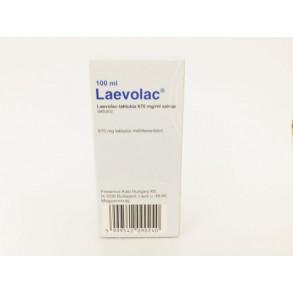 LAEVOLAC-LAKTULOZ 670MG/ML SZIRUP - 100ML