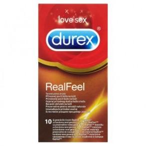 ÓVSZER DUREX REAL FEEL LATEXMENTES!!!!!!!! - 10X