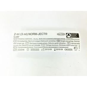 FECSKENDŐ 2 ML /3 ML/ EH  MEDICOR NORM-JECT - 1 X
