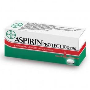 ASPIRIN PROTECT 100MG GYNEDV-ELL BEVONT TABLETTA - 56X BUB