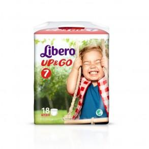 LIBERO UP GO BUGYIPELENKA 7 16-26KG - 18X