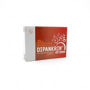 DIPANKRIN OPTIMUM 120MG GYNEDV-ELL FILMTABLETTA - 30X BUB
