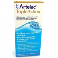 ARTELAC TRIPLE ACTION SZEMCSEPP - 10ML