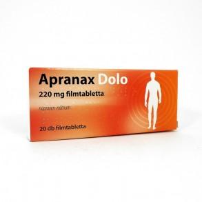 APRANAX DOLO 220MG FILMTABLETTA - 20X BUB