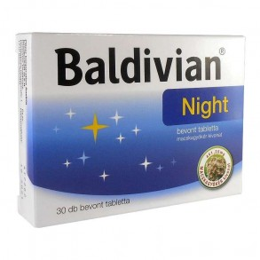 BALDIVIAN NIGHT BEVONT TABLETTA - 30X