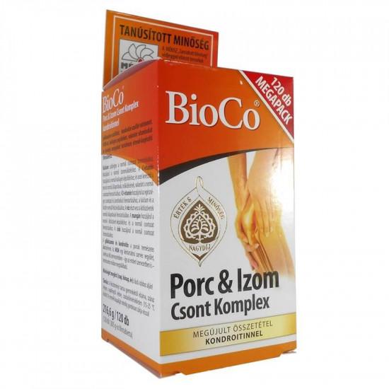 bioco porc és izom csont komplex