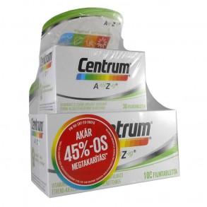 CENTRUM A-Z-IG FILMTABLETTA - 100X + 30X