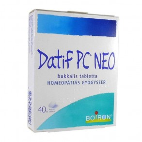DATIF PC NEO BUKKÁLIS TABLETTA - 40X