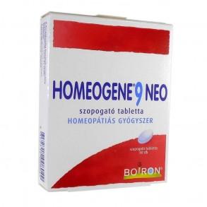 HOMEOGENE 9 NEO SZOPOGATÓTABLETTA - 60X