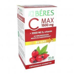 BÉRES C MAX 1500 CSIPKE D3 3000 RTBL - 90X