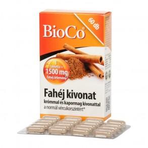 BIOCO FAHÉJKIVONAT-TABLETTA - 60X