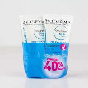 BIODERMA ATODERM KÉZKRÉM DUÓ CSOMAG - 50 ML + 50 ML