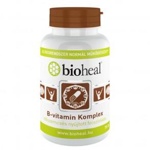 BIOHEAL B-VITAMIN KOMPLEX  RETARD KAPSZULA - 70 X