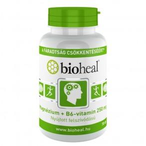 BIOHEAL MAGNÉZIUM + B6 TABLETTA - 70X