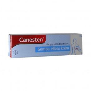 CANESTEN 10MG/G KRÉM - 1X30G AL