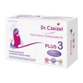 DR. CZEIZEL MULTIVITAMIN ÉDESANYÁKNAK PLUS 3 - 90X