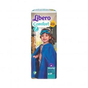 LIBERO COMFORT 7 NADRPEL 16-26KG - 42X