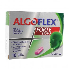 ALGOFLEX FORTE DOLO 400 MG FILMTABLETTA - 10X