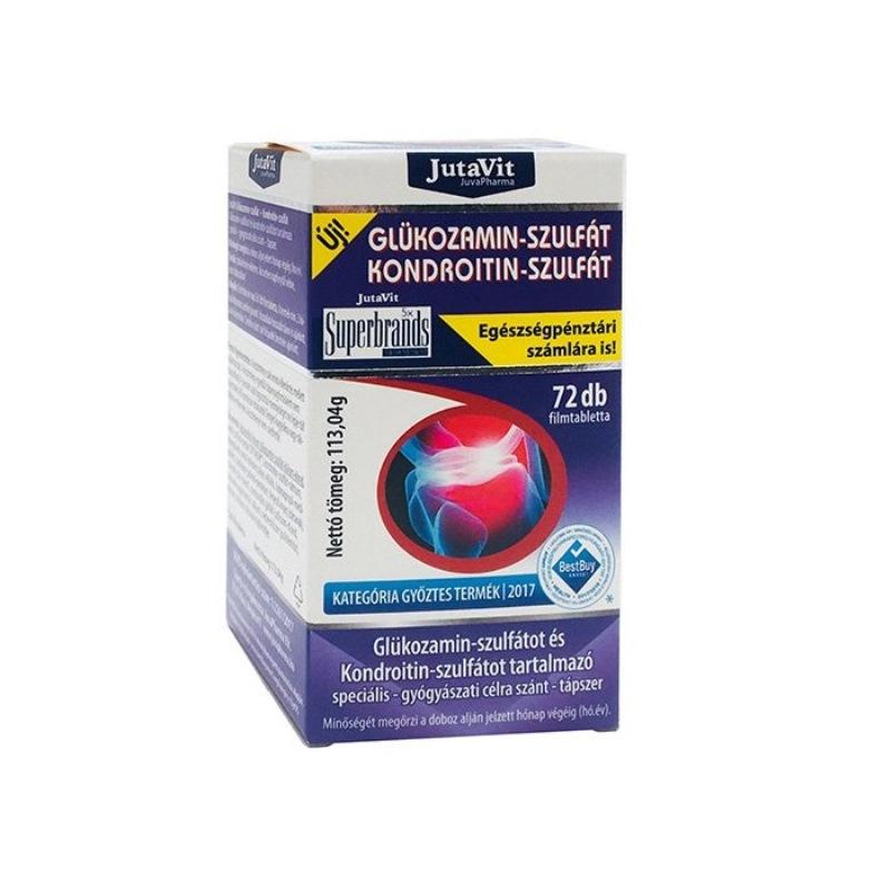 Vitaking Glükozamin + Kondroitin + MSM tabletta 60x – noelgold.hu