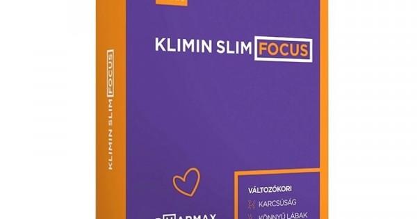 Klimin slim focus 2+1 akció