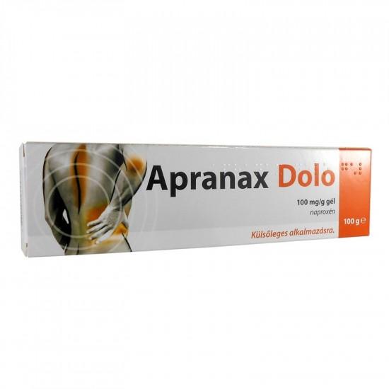 APRANAX DOLO 100 MG/G GÉL - 100 G