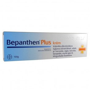 BEPANTHEN PLUS KRÉM - 100 G