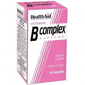 HEALTH AID B-COMPLEX - 30X