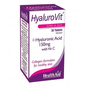 HEALTH AID HYALUROVIT 150 MG TABLETTA - 30X