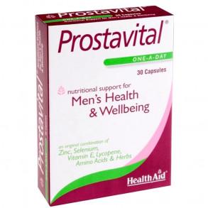 HEALTH AID PROSTAVITAL - 30X