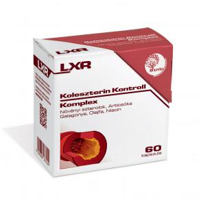 LXR KOLESZTERIN KONTROLL KOMPLEX - 60X