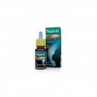 NASIVIN KIDS 0,25MG/ML OLD ORRCSEPP - 1X10ML