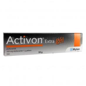ACTIVON EXTRA GÉL - 50 G