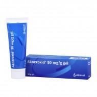 AKNEROXID  50MG/G GÉL - 50G
