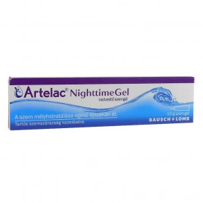 ARTELAC NIGHTTIME SZEMGÉL - 10G
