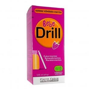 BEBE DRILL SZIRUP  +ADAGOLÓ PIPETTA - 125ML