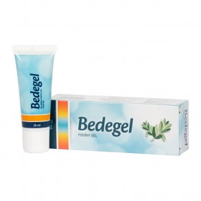 BEDEGEL FOGÍNYGÉL 1X - 25ML