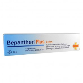 BEPANTHEN PLUS KRÉM - 30 G