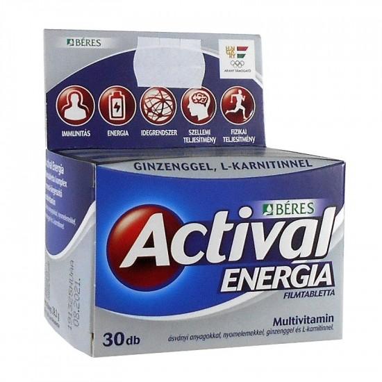 ACTIVAL ENERGIA FILMTABLETTA - 30X