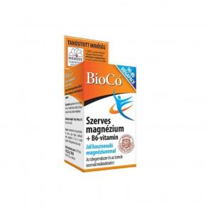 BIOCO SZERVES MAGNÉZIUM + B6-VITAMIN TABLETTA MEGAPACK - 90 X