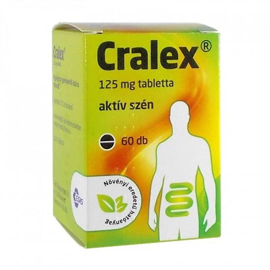 CRALEX 125 MG TABLETTA - 60X