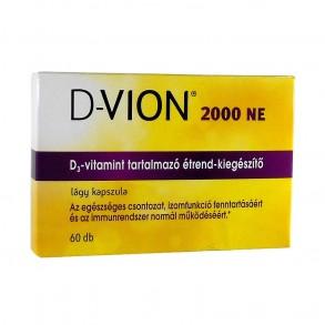 D-VION D3 2000NE KAPSZULA - 60X