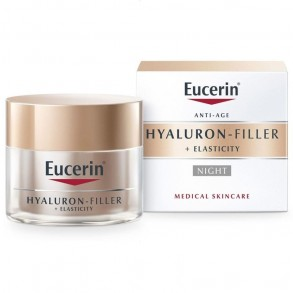 EUCERIN HYALURON-FILLER ELASTICITY  ÉJSZAKAI ARCKR - 50ML