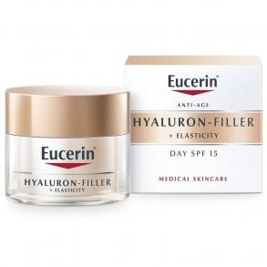 EUCERIN HYALURON-FILLER ELASTICITY NAPPAL ARCKRÉM - 50ML