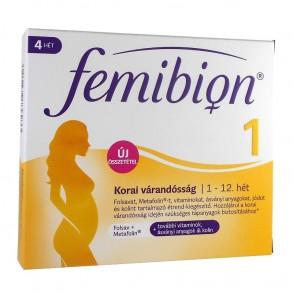 FEMIBION 1 KORAI VÁRANDÓSSÁG FILMTBL 28X