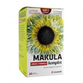 GOODWILL MAKULA KOMPLEX AREDS2 FORMULA KAPSZULA - 60X