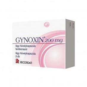GYNOXIN 200MG LÁGY HÜVELYKAP - 3X BUB