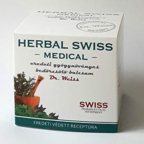 HERBAL SWISS MEDICAL BALZSAM - 75ML